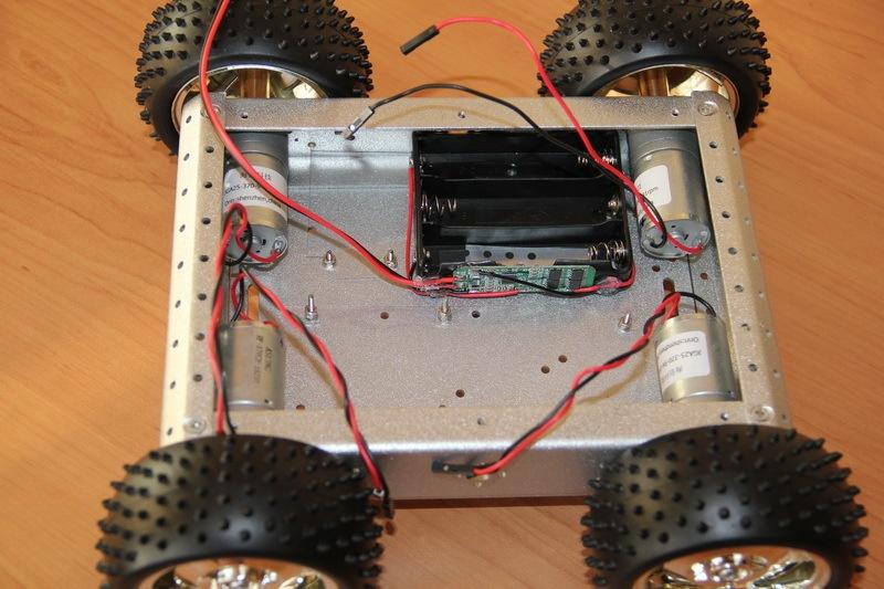 Роботостроительство – делаем базовую платформу для будущего робота - 53