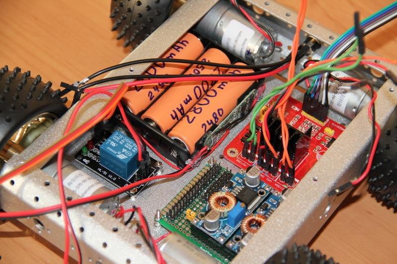 Роботостроительство – делаем базовую платформу для будущего робота - 57