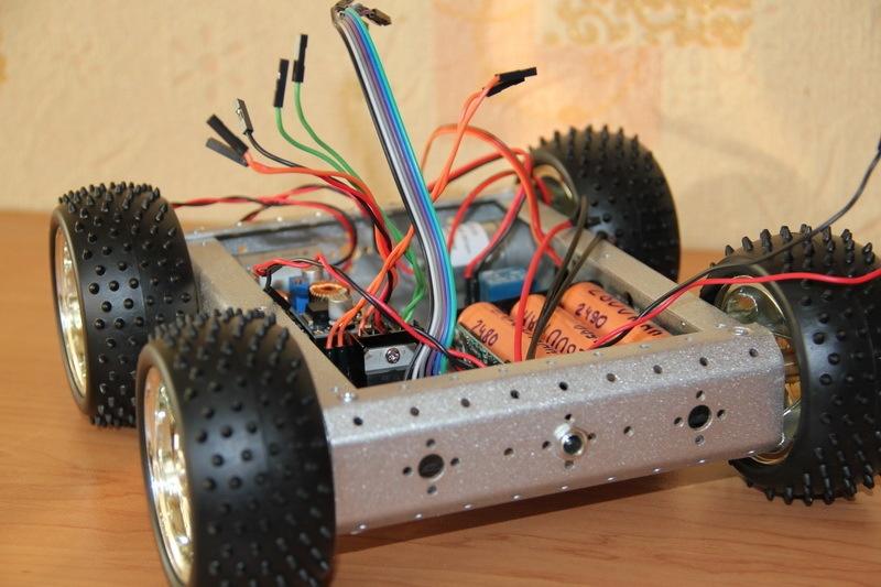 Роботостроительство – делаем базовую платформу для будущего робота - 58