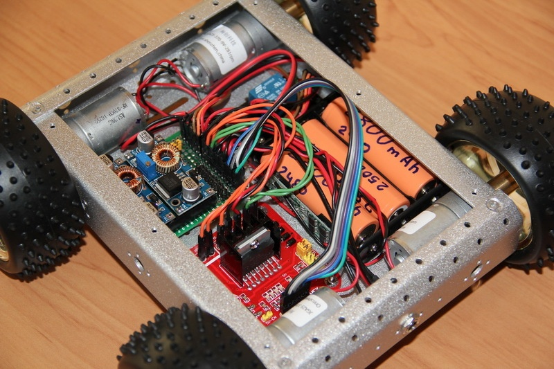 Роботостроительство – делаем базовую платформу для будущего робота - 62