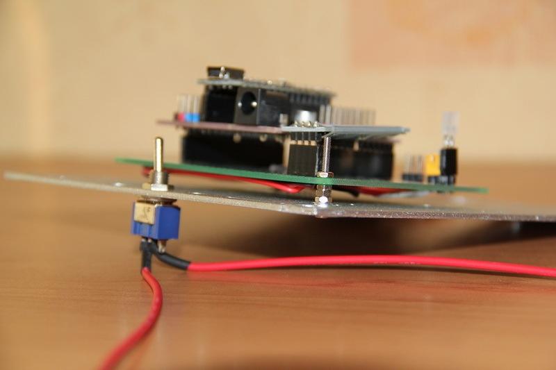 Роботостроительство – делаем базовую платформу для будущего робота - 76