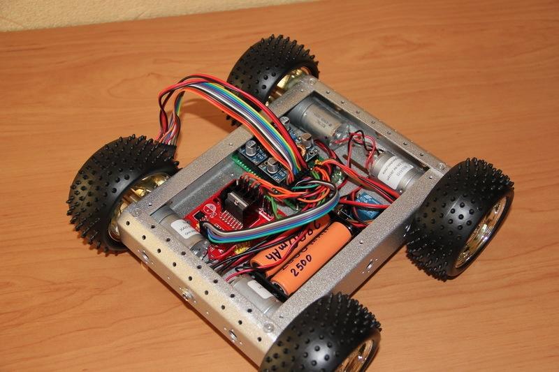 Роботостроительство – делаем базовую платформу для будущего робота - 80