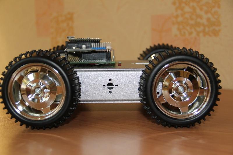 Роботостроительство – делаем базовую платформу для будущего робота - 88