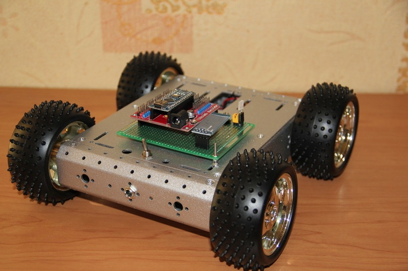 Роботостроительство – делаем базовую платформу для будущего робота - 89