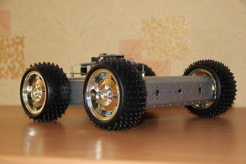 Роботостроительство – делаем базовую платформу для будущего робота - 91