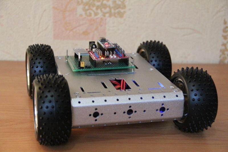 Роботостроительство – делаем базовую платформу для будущего робота - 93