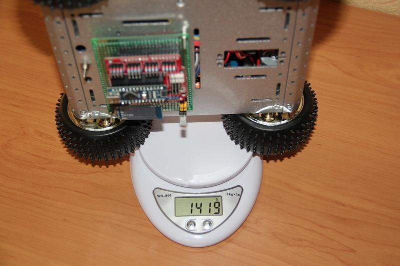Роботостроительство – делаем базовую платформу для будущего робота - 94