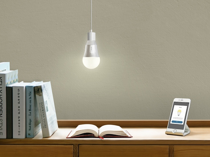 TP-Link представила умные лампы LB100, LB110 и LB120