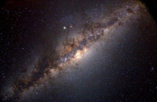 Звезды Млечного пути занесли в каталог