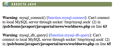 Java-ресурсы, на которые есть смысл подписаться - 1