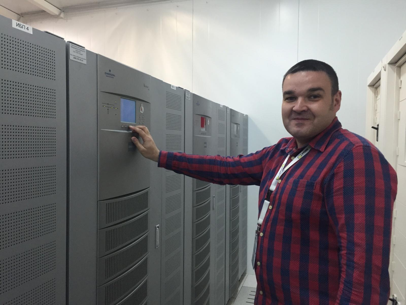 Цикл статей «NetRack Guards: на страже клиентской ИТ-инфраструктуры»: история о человеке, который знает все - 1