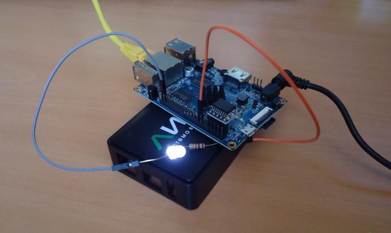 Исследование и доработка IP-видеосервера на базе Orange Pi PC - 1