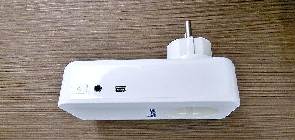 Обзор GSM-розетки «Телеметрика» - 6
