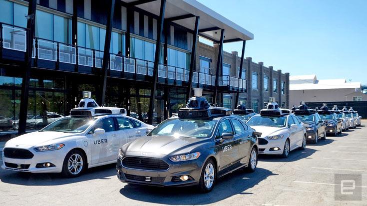 Полтора года назад компания Uber открыла в Питтсбурге центр передовых технологий
