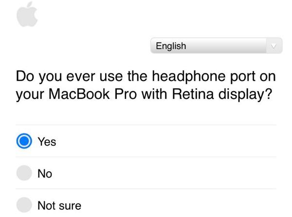 MacBook Pro также может лишиться разъема 3,5 мм
