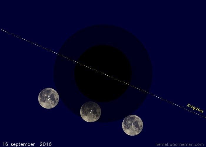 Где и как смотреть лунное затмение (Началась трансляция) - 4