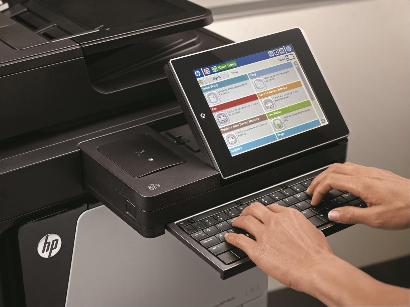 Принтер — находка для шпиона. Как сделать печать в компании безопасным и экономичным процессом - 3