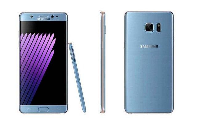 В США отзовут миллион смартфонов Samsung Galaxy Note7, зафиксировано 92 случая перегрева