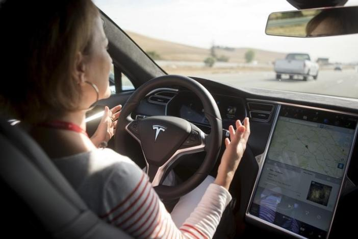 Реакция компании Tesla на заявления Mobileye пока неизвестна
