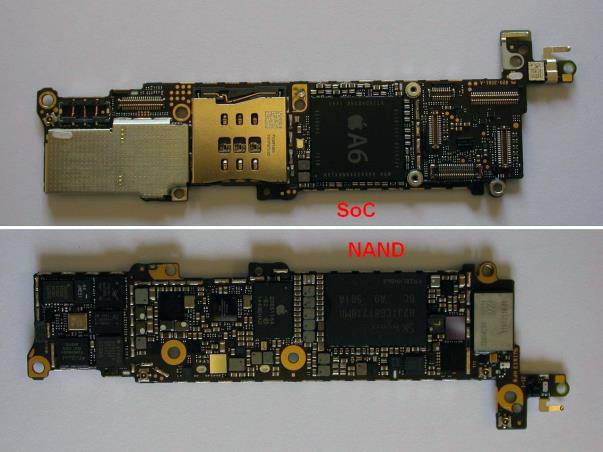 Демонстрация брутфорса пароля iPhone 5c c зеркалированием флэш-памяти - 3