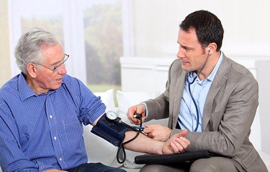 Причиной высокого артериального давления являются каротидные тела