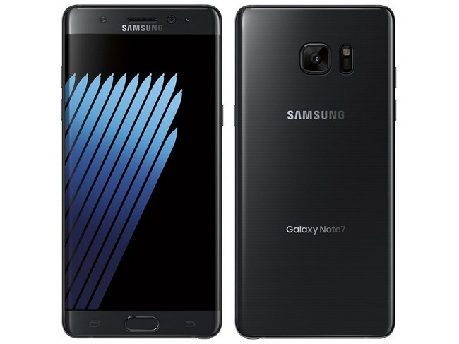 Продажи Samsung Galaxy Note7 возобновят 28 сентября
