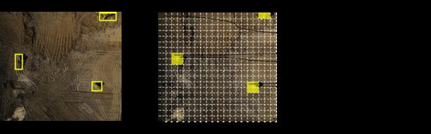 Рисунок 2. Представление входных данных для сети DetectNet