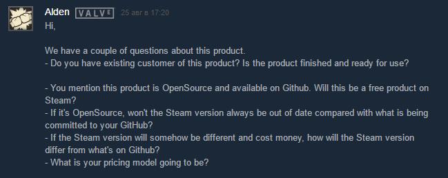 История одной маленькой победы или продвижение приложения в Steam Greenlight - 5