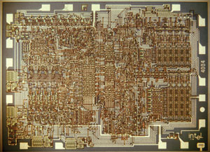 Неожиданная история микропроцессоров - 4