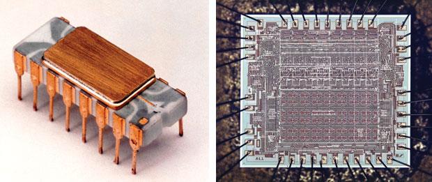 Неожиданная история микропроцессоров - 9