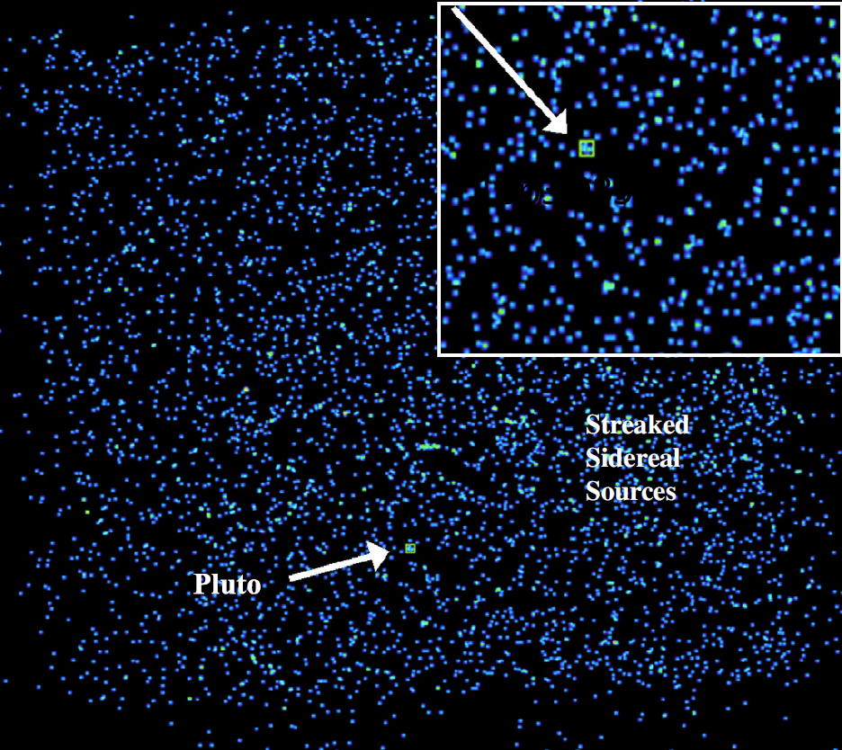 Плутон почему-то светится в рентгеновском диапазоне - 3