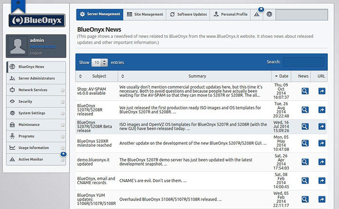Полное руководство по веб-консолям 2016: cPanel, Plesk, ISPmanager и другие - 19