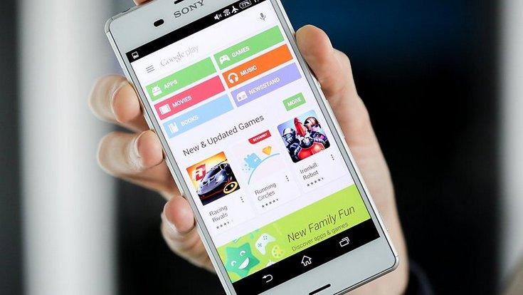 Лишь 13% пользователей смартфонов активно загружают сторонние приложения