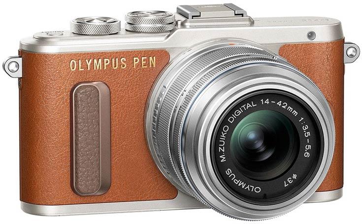 Продажи Olympus PEN E-PL8 в США начнутся в октябре