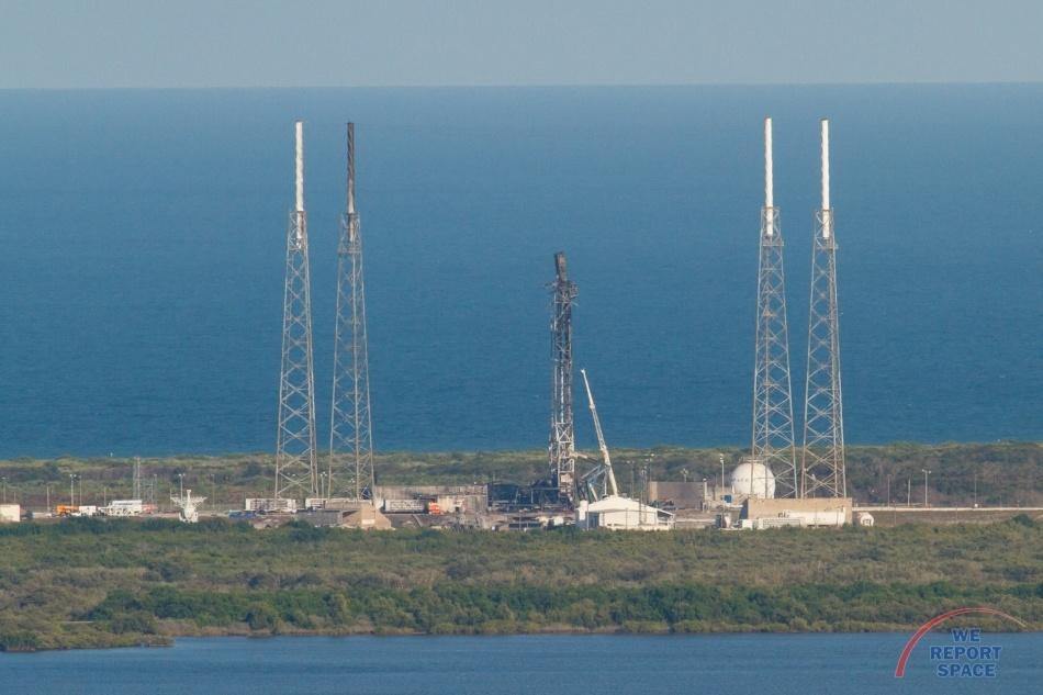 Причина аварии Falcon 9 становится еще более таинственной - 11