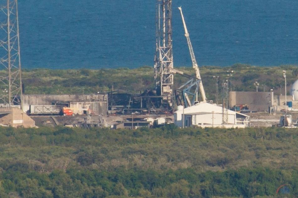 Причина аварии Falcon 9 становится еще более таинственной - 12