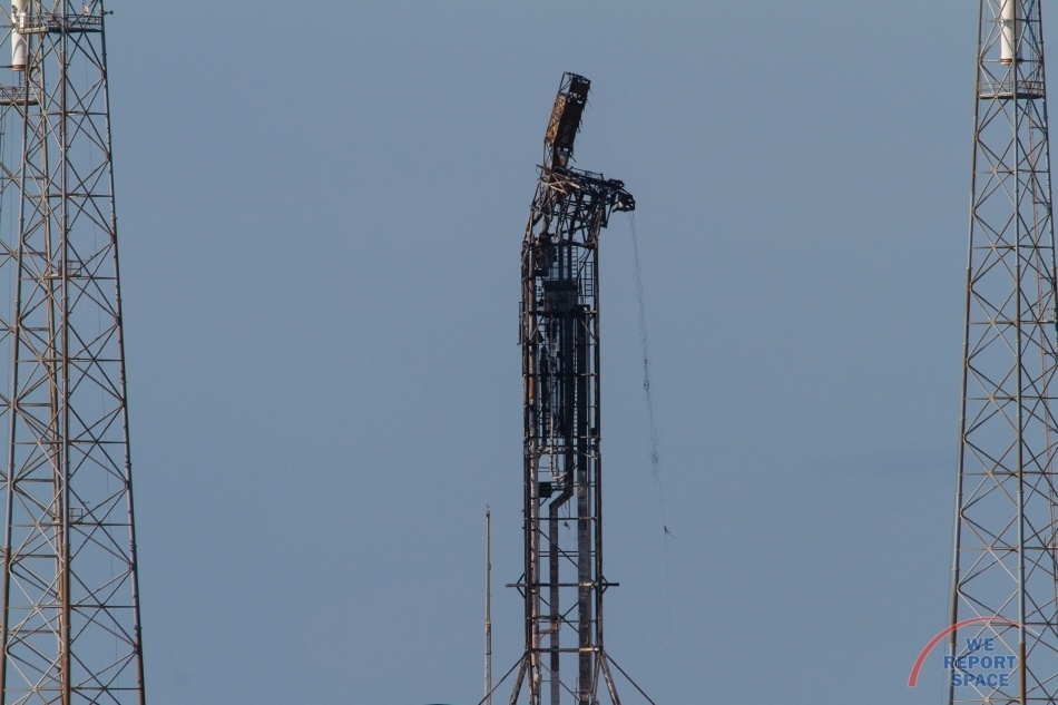 Причина аварии Falcon 9 становится еще более таинственной - 13