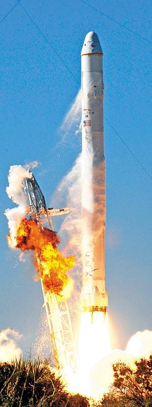 Причина аварии Falcon 9 становится еще более таинственной - 4