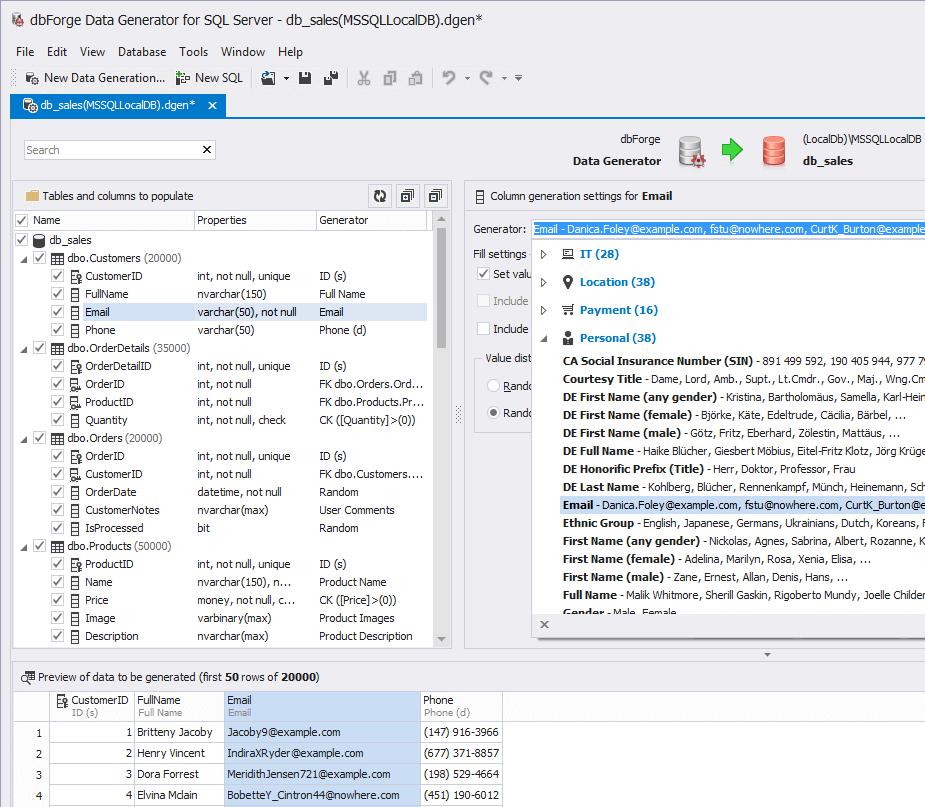 Тестирование производительности баз данных при помощи tSQLt и SQLQueryStress - 2