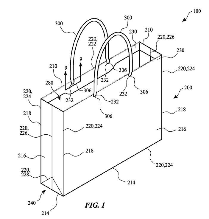 По мнению изобретателей, пакет можно использовать в розничной торговле