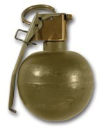ET-MP: первая противопехотная граната армии США со времён Вьетнама (замена М67) - 2