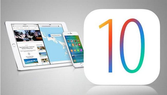 iOS 10 установлена на 34% совместимых устройств