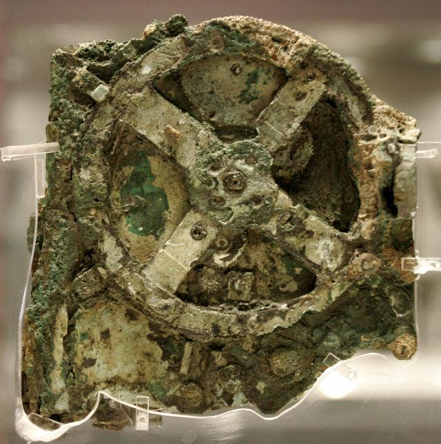 На месте обнаружения Антикитерского механизма нашли человеческий скелет - 4