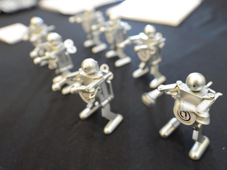 Ограничения формального обучения, или Почему роботы не умеют танцевать - 1