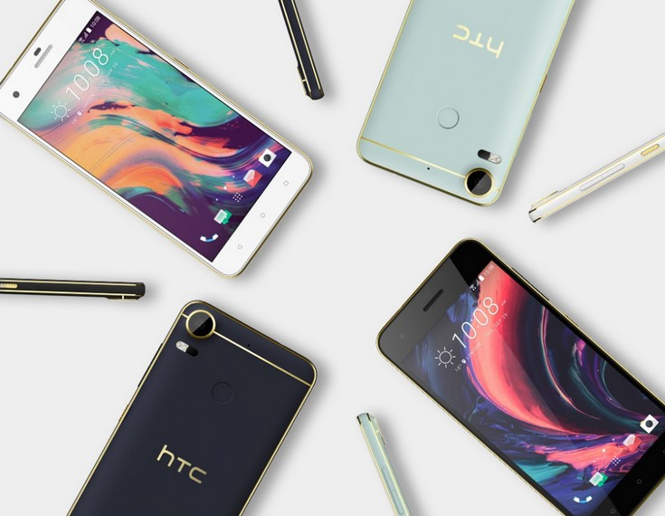 Смартфон HTC Desire 10 Lifestyle получил SoC Snapdragon 400