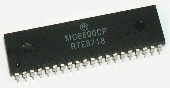 Процессор Терминатора, Бендера, Денди и Apple 2: MOS 6502 - 2