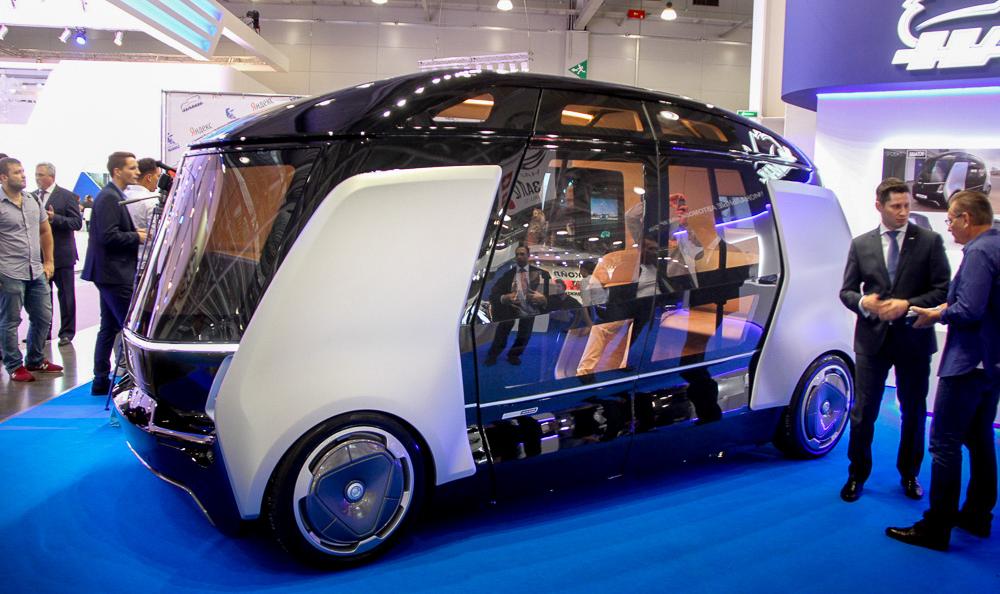 «Яндекс» и «КамАЗ» работают над созданием беспилотных автомобилей - 1