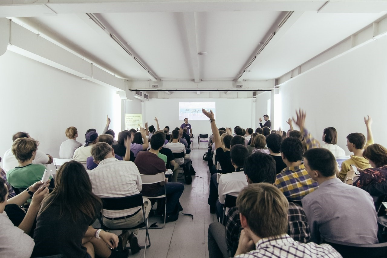 24 сентября приглашаем на конференцию MIXAR 2016 — неклассическую конференцию по новейшим технологиям - 2