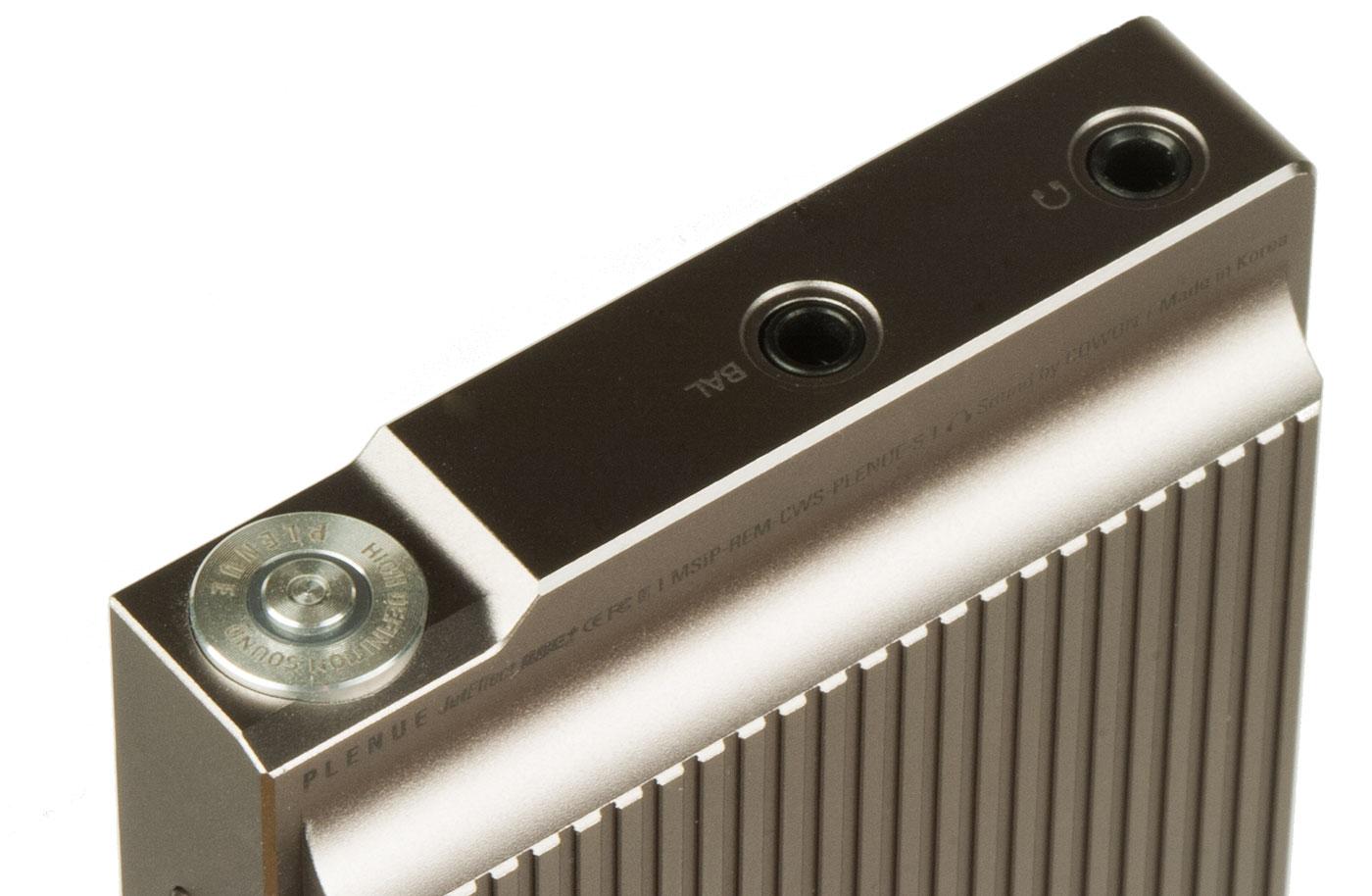 Hi-Fi-слиток: аудиоплеер Cowon PLENUE S - 15