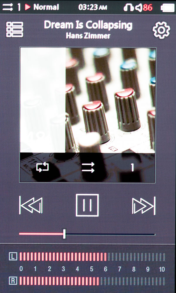 Hi-Fi-слиток: аудиоплеер Cowon PLENUE S - 20
